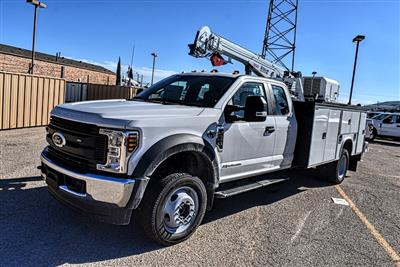 2019 Ford F-550 Super Cab DRW 4x4, Knapheide KMT Mechanics Body #958949 - photo 4
