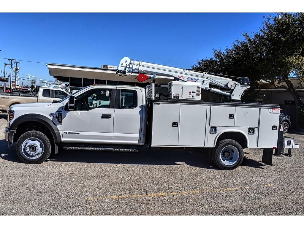 2019 Ford F-550 Super Cab DRW 4x4, Knapheide Crane Body Mechanics Body #958950 - photo 5