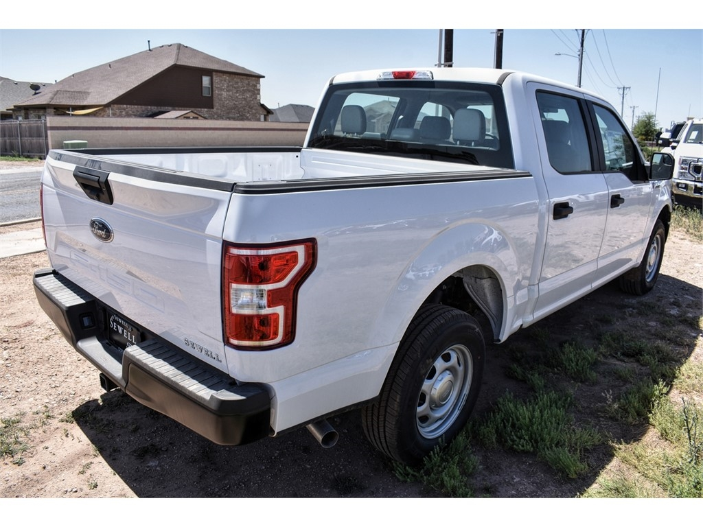 2019 Ford F-150 SuperCrew Cab 4x4, Pickup #961508 - photo 2