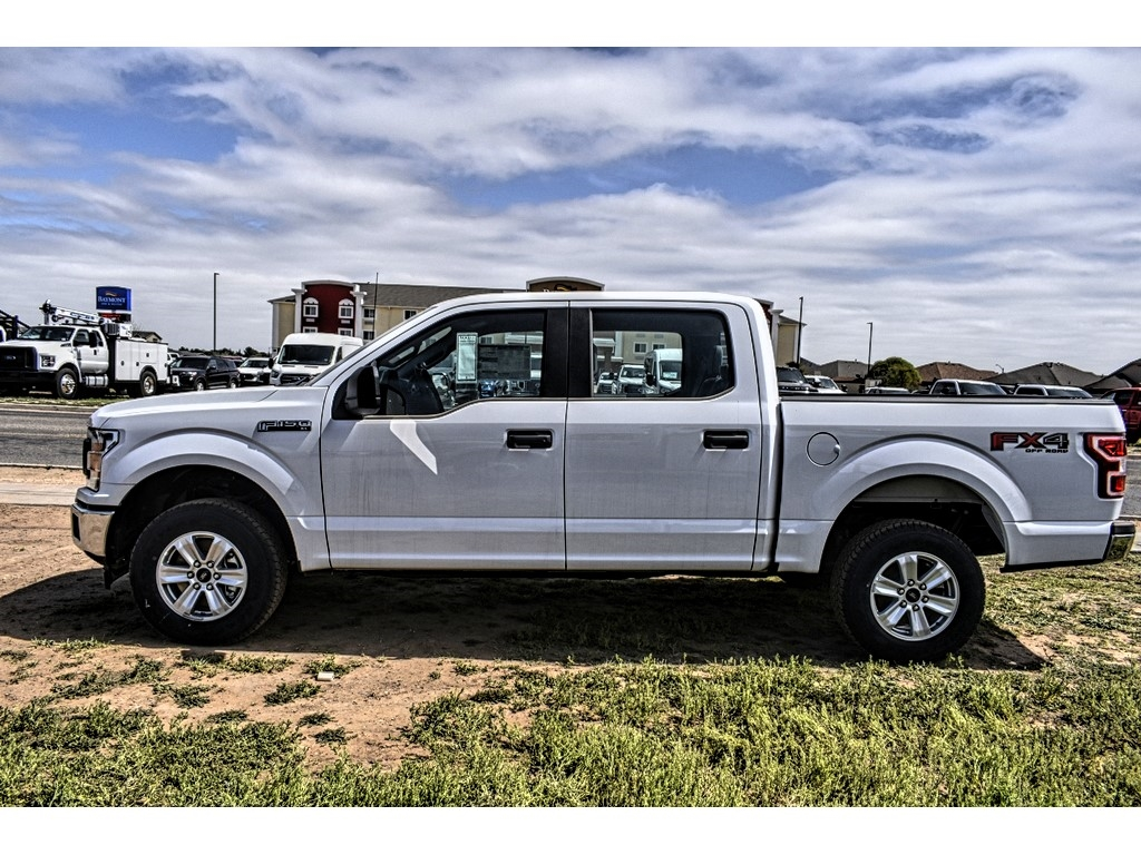 2019 Ford F-150 SuperCrew Cab 4x4, Pickup #961511 - photo 6