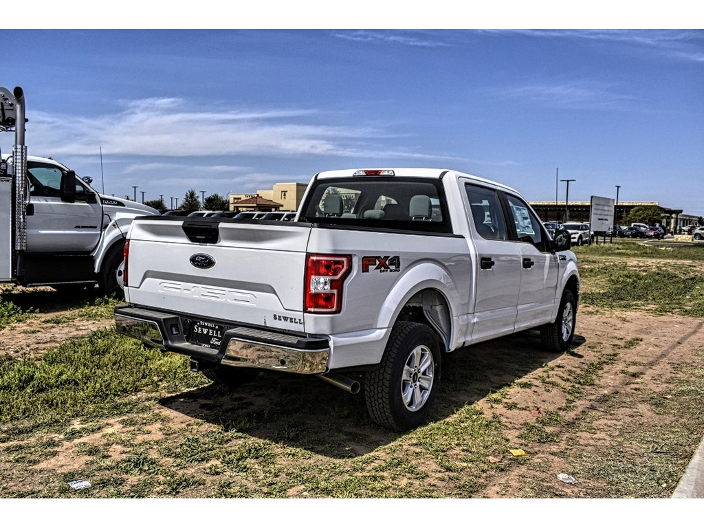 2019 Ford F-150 SuperCrew Cab 4x4, Pickup #961511 - photo 2