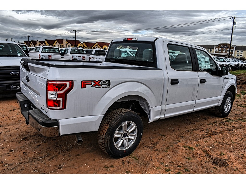 2019 Ford F-150 SuperCrew Cab 4x4, Pickup #961512 - photo 2