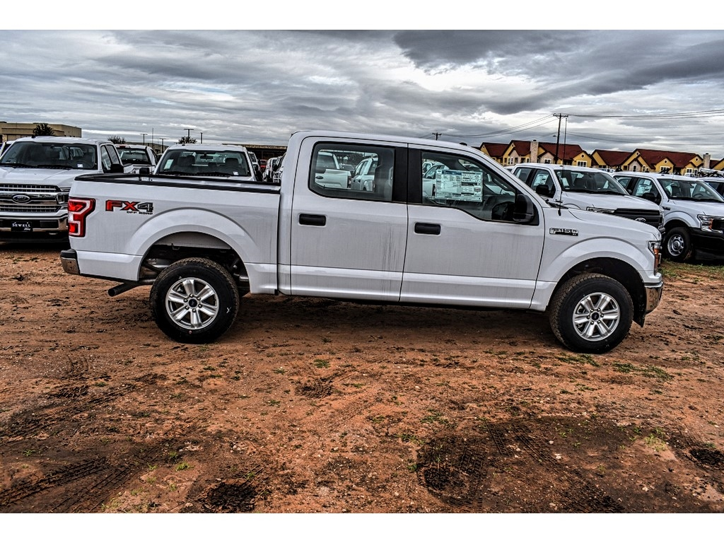 2019 Ford F-150 SuperCrew Cab 4x4, Pickup #961512 - photo 10
