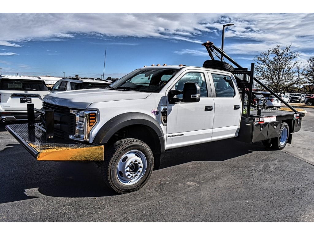2019 F-550 Crew Cab DRW 4x4, Pick-Up Pals Other/Specialty #961711 - photo 4