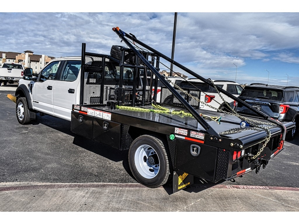 2019 F-550 Crew Cab DRW 4x4, Pick-Up Pals Other/Specialty #961711 - photo 7