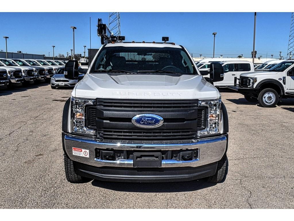 2019 Ford F-550 Super Cab DRW 4x4, Auto Crane Titan Mechanics Body #961715 - photo 3