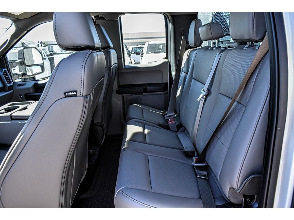 2019 Ford F-550 Super Cab DRW 4x4, Auto Crane Titan Mechanics Body #961715 - photo 11