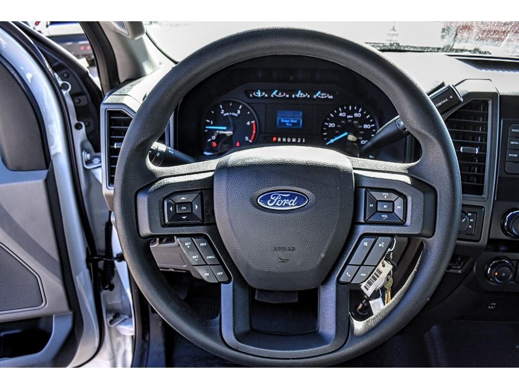 2019 Ford F-550 Super Cab DRW 4x4, Auto Crane Titan Mechanics Body #961715 - photo 19