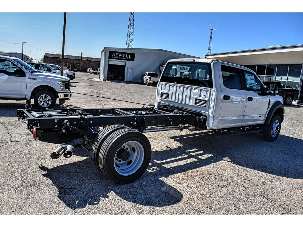 2019 F-450 Crew Cab DRW 4x4, Cab Chassis #966598 - photo 1
