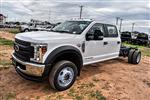 2019 Ford F-550 Crew Cab DRW 4x4, Cab Chassis #969184 - photo 4