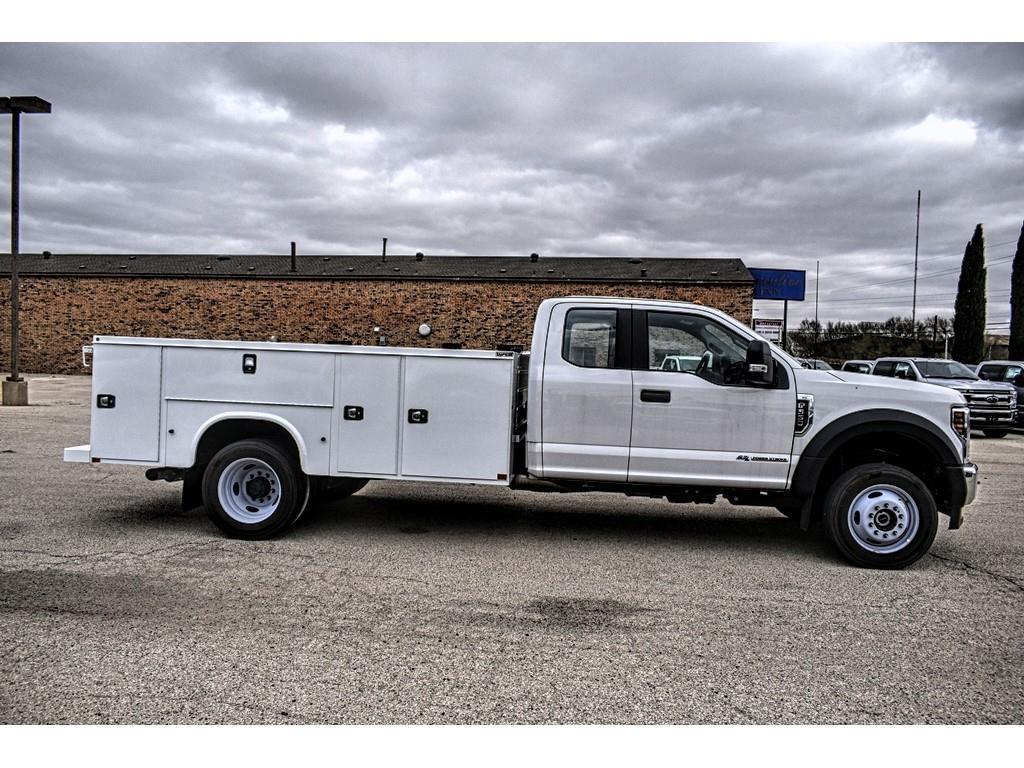2019 Ford F-550 Super Cab DRW 4x4, Knapheide Service Body #980147 - photo 8