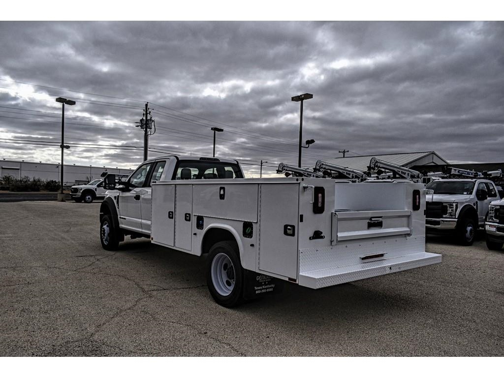 2019 Ford F-550 Super Cab DRW 4x4, Knapheide Service Body #980148 - photo 6