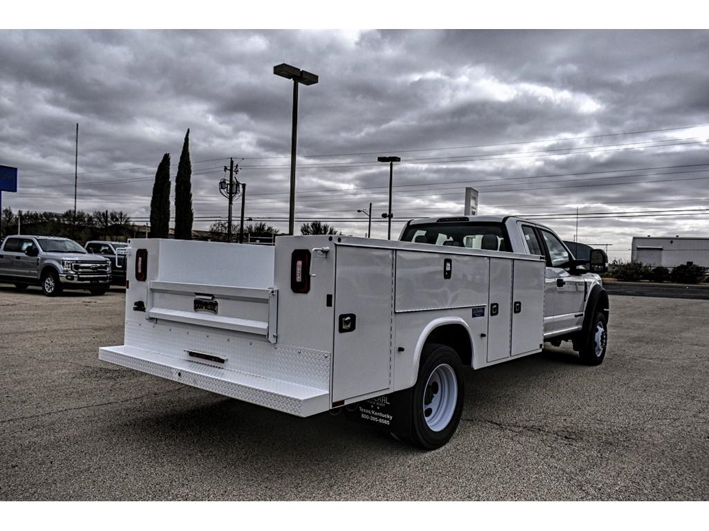 2019 Ford F-550 Super Cab DRW 4x4, Knapheide Service Body #980148 - photo 2