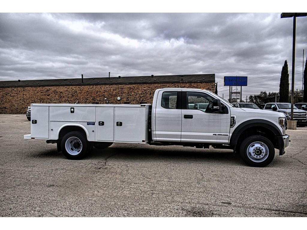 2019 Ford F-550 Super Cab DRW 4x4, Knapheide Service Body #980148 - photo 8
