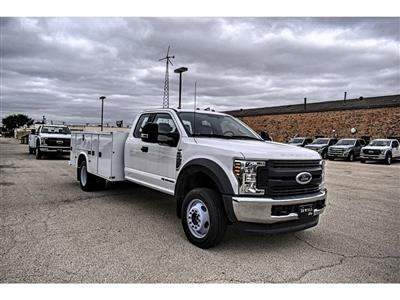 2019 Ford F-550 Super Cab DRW 4x4, Knapheide Service Body #980148 - photo 1