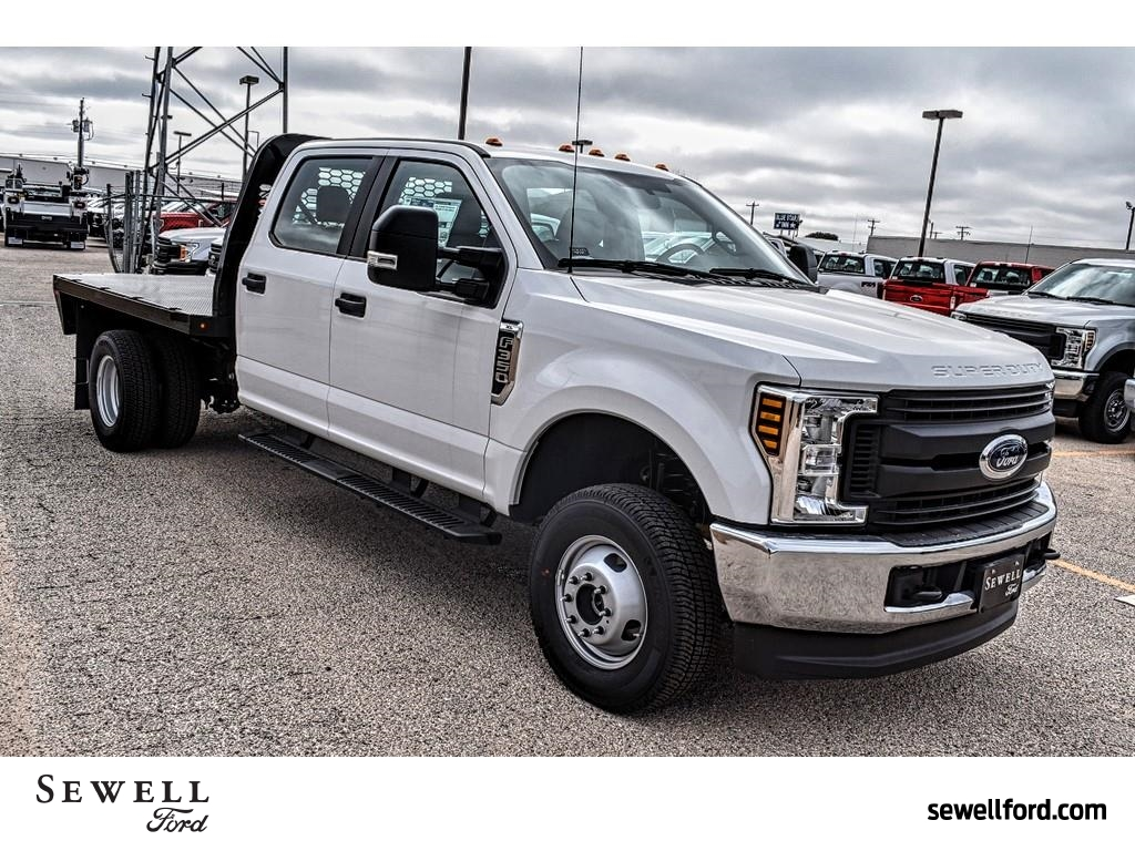 2019 F-350 Crew Cab DRW 4x4, Knapheide Platform Body #980555 - photo 1