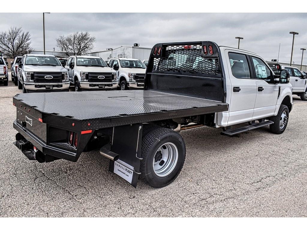 2019 Ford F-350 Crew Cab DRW 4x4, Knapheide Platform Body #980555 - photo 1
