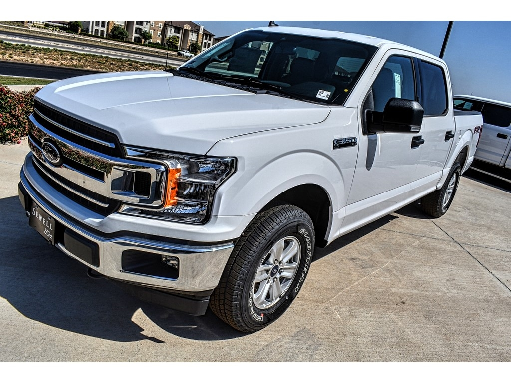 2019 Ford F-150 SuperCrew Cab 4x4, Pickup #983761 - photo 4