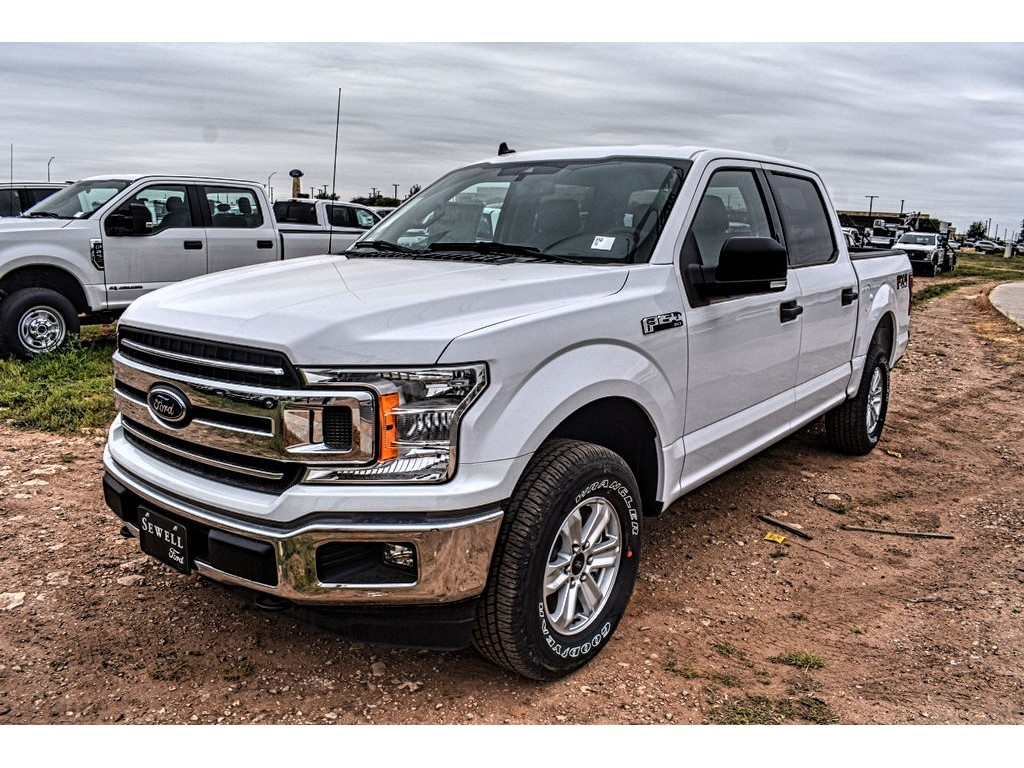 2019 Ford F-150 SuperCrew Cab 4x4, Pickup #983766 - photo 3