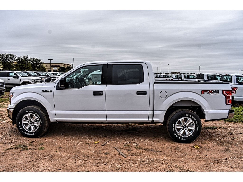 2019 Ford F-150 SuperCrew Cab 4x4, Pickup #983766 - photo 12