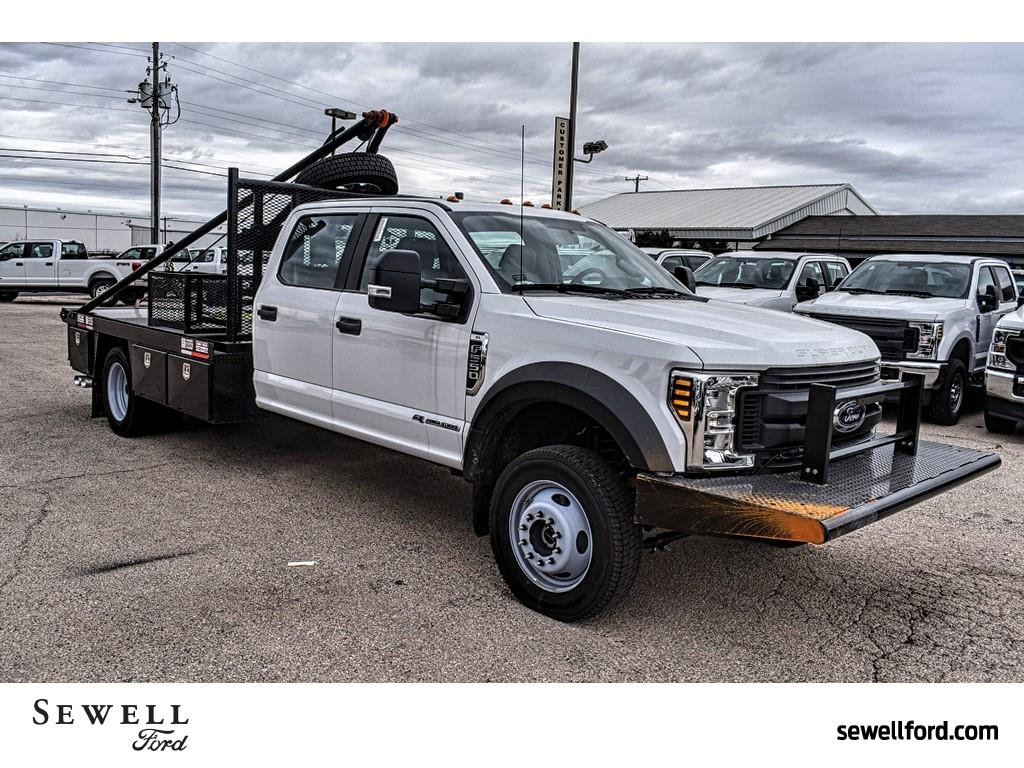 2019 F-550 Crew Cab DRW 4x4, Pick-Up Pals Other/Specialty #985517 - photo 1