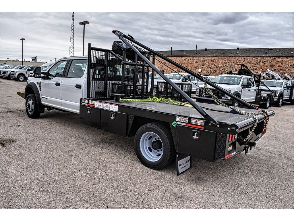 2019 F-550 Crew Cab DRW 4x4, Pick-Up Pals Other/Specialty #985518 - photo 6