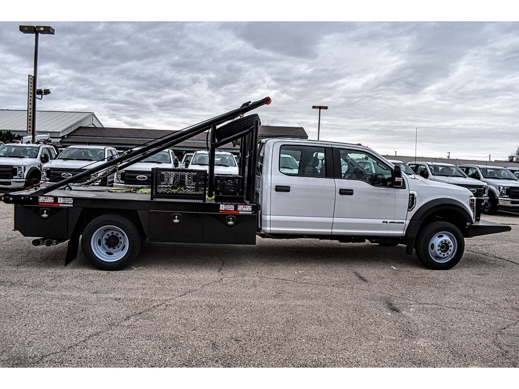2019 Ford F-550 Crew Cab DRW 4x4, Pick-Up Pals Other/Specialty #985518 - photo 10