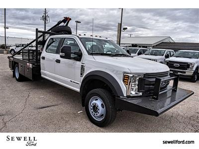 2019 F-550 Crew Cab DRW 4x4, Pick-Up Pals Other/Specialty #985518 - photo 1