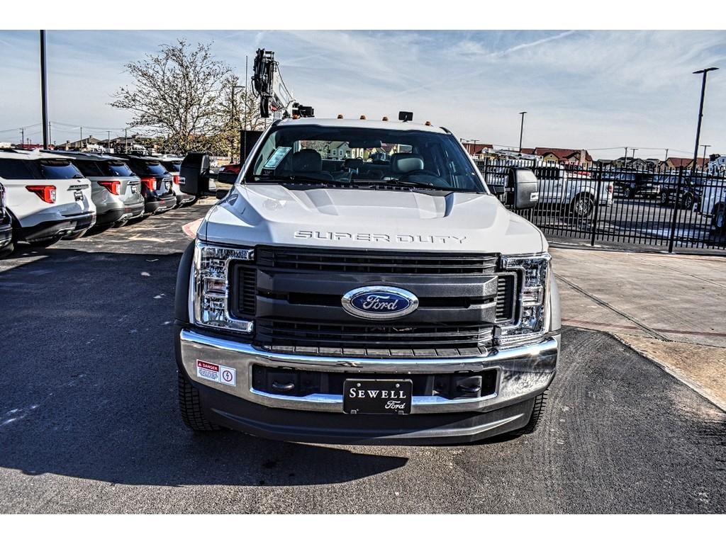 2019 Ford F-550 Super Cab DRW 4x4, Auto Crane Titan Mechanics Body #985524 - photo 3