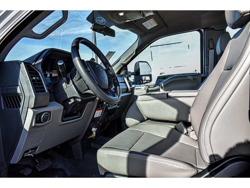 2019 Ford F-550 Super Cab DRW 4x4, Auto Crane Titan Mechanics Body #985524 - photo 15