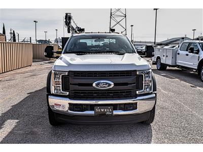 2019 Ford F-550 Super Cab DRW 4x4, Auto Crane Titan Mechanics Body #985525 - photo 3