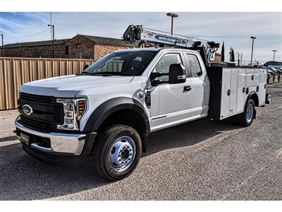2019 Ford F-550 Super Cab DRW 4x4, Auto Crane Titan Mechanics Body #985525 - photo 4