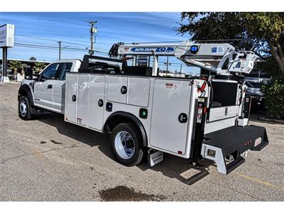 2019 Ford F-550 Super Cab DRW 4x4, Auto Crane Titan Mechanics Body #985525 - photo 6