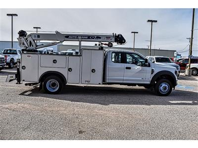 2019 Ford F-550 Super Cab DRW 4x4, Auto Crane Titan Mechanics Body #985525 - photo 8