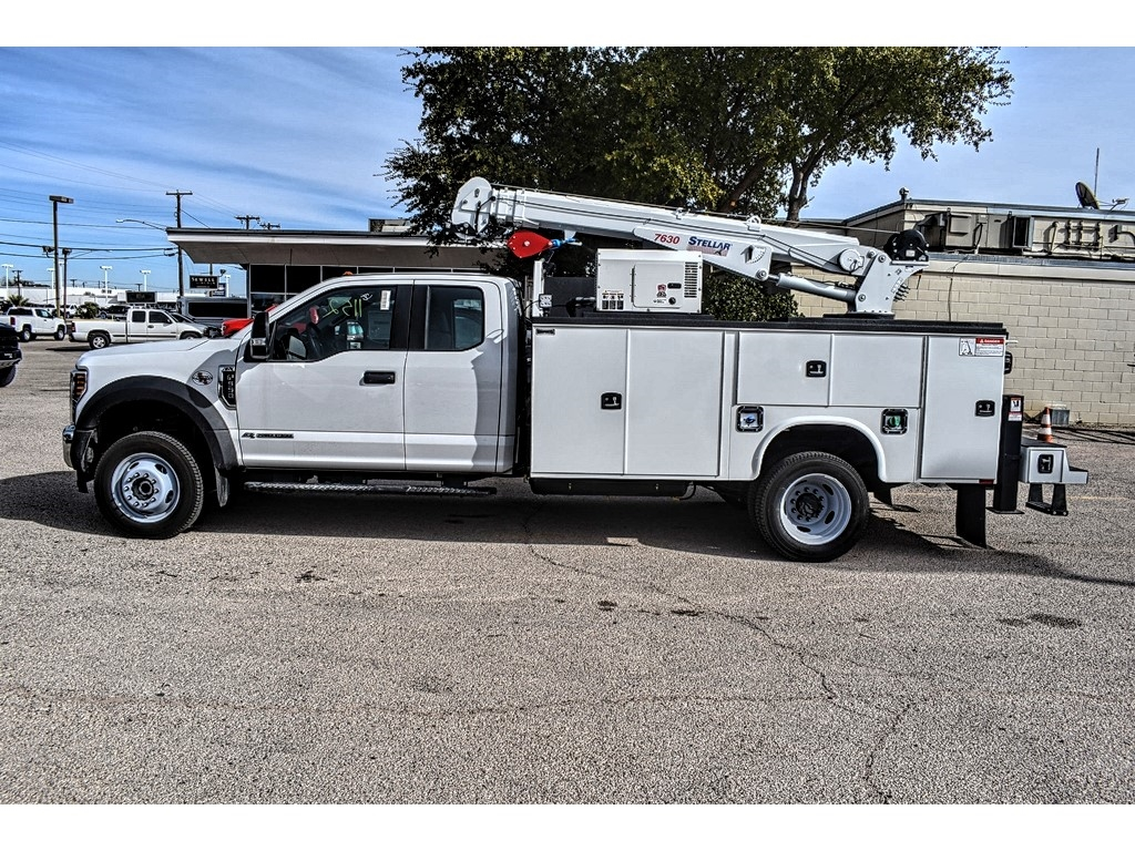 2019 Ford F-550 Super Cab DRW 4x4, Knapheide KMT Mechanics Body #985856 - photo 5