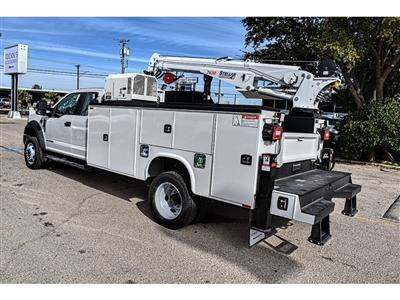 2019 Ford F-550 Super Cab DRW 4x4, Knapheide KMT Mechanics Body #985856 - photo 6