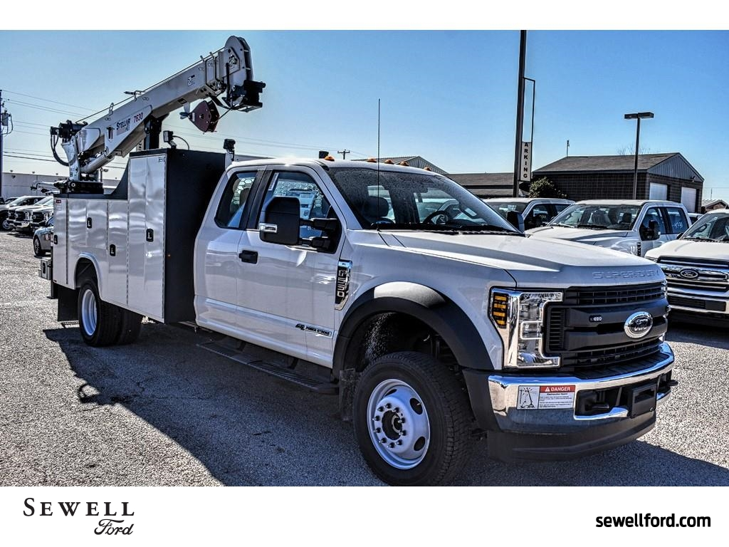 2019 F-550 Super Cab DRW 4x4, Knapheide Mechanics Body #985858 - photo 1