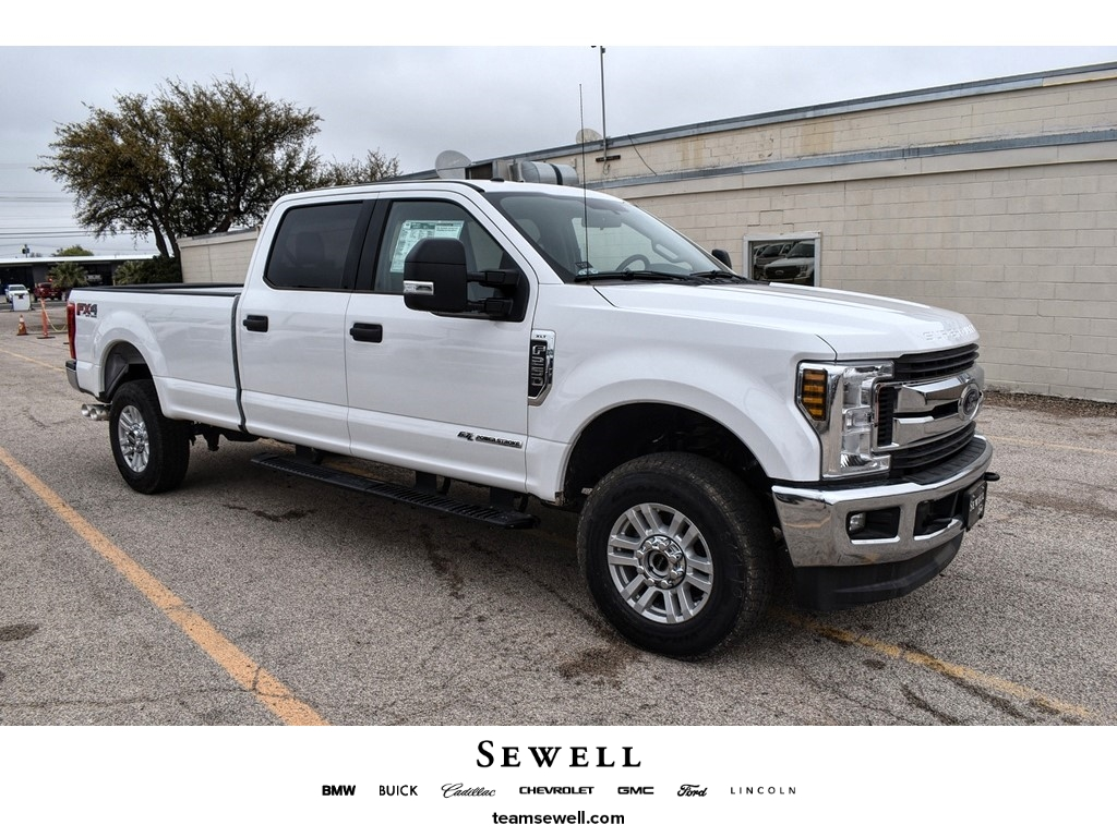 2019 Ford F-250 Crew Cab 4x4, Cab Chassis #986078 - photo 1