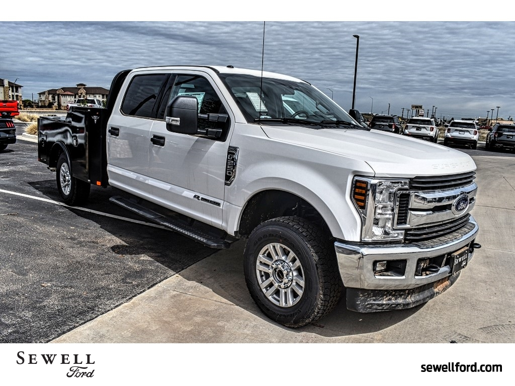 2019 F-250 Crew Cab 4x4, Norstar Service Body #986079 - photo 1