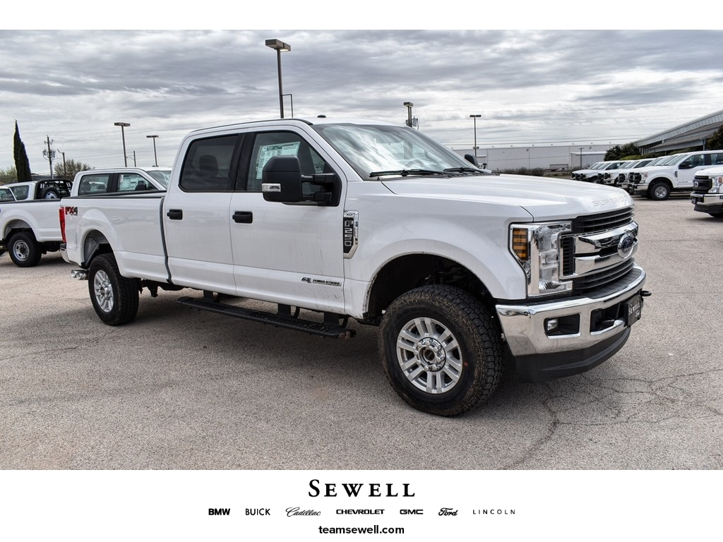 2019 F-250 Crew Cab 4x4, Cab Chassis #986080 - photo 1