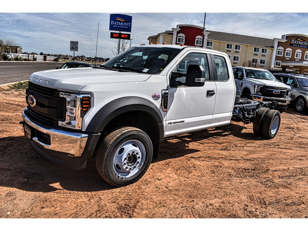 2019 Ford F-550 Super Cab DRW 4x4, Cab Chassis #987703 - photo 4