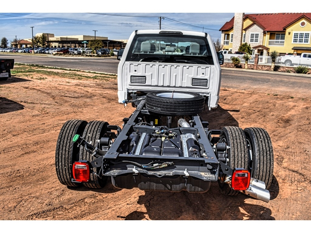 2019 Ford F-550 Super Cab DRW 4x4, Cab Chassis #987703 - photo 7