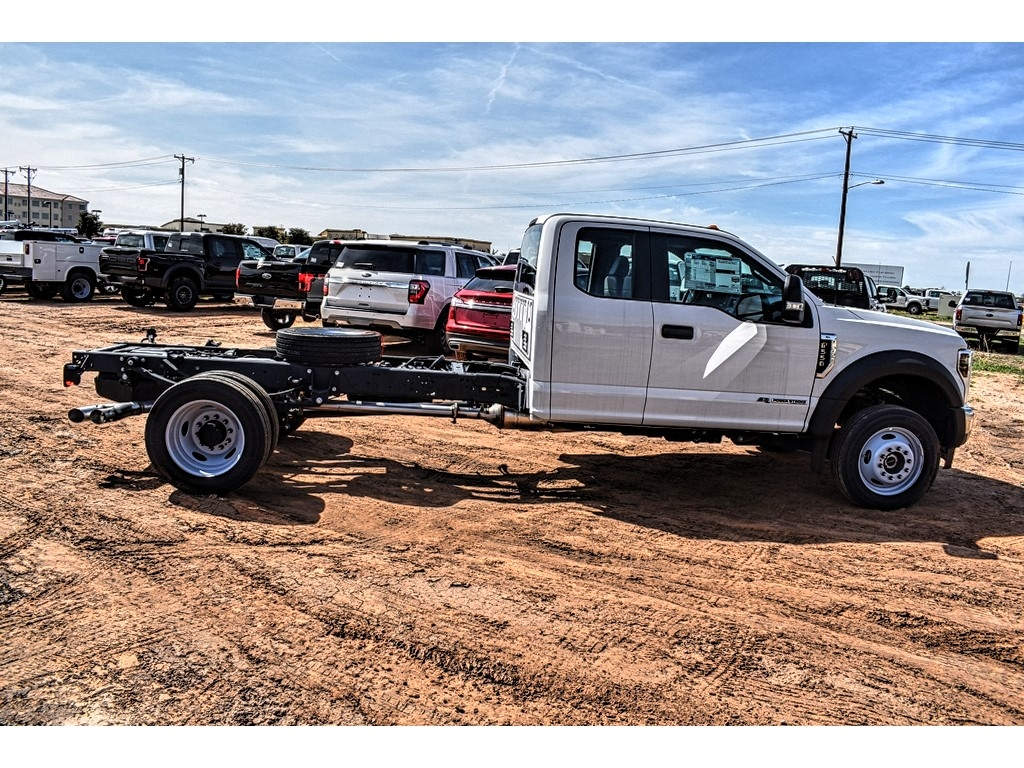 2019 Ford F-550 Super Cab DRW 4x4, Cab Chassis #987703 - photo 8
