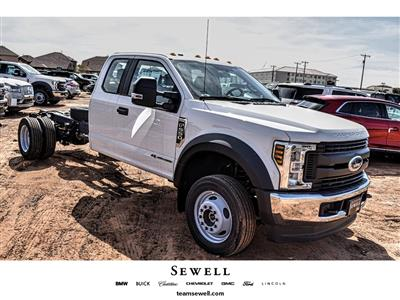 2019 Ford F-550 Super Cab DRW 4x4, Cab Chassis #987703 - photo 1