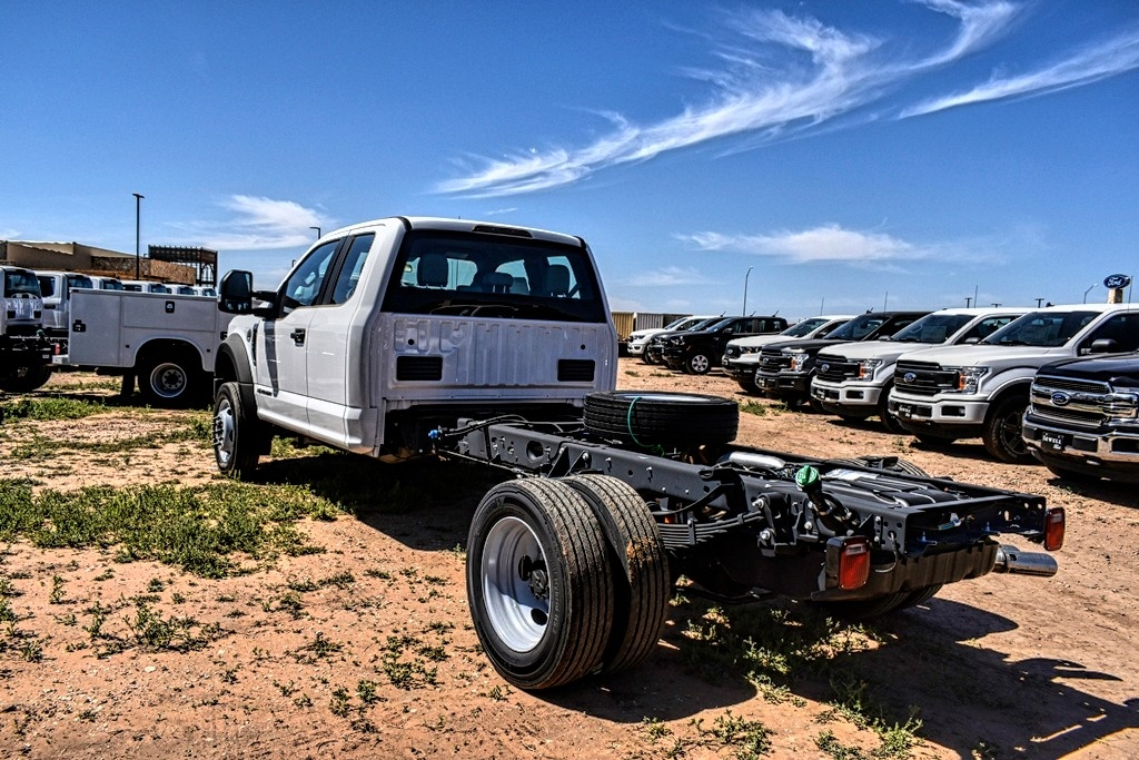 2019 Ford F-550 Super Cab DRW 4x4, Cab Chassis #987704 - photo 6