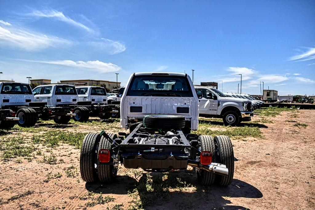 2019 Ford F-550 Super Cab DRW 4x4, Cab Chassis #987704 - photo 7
