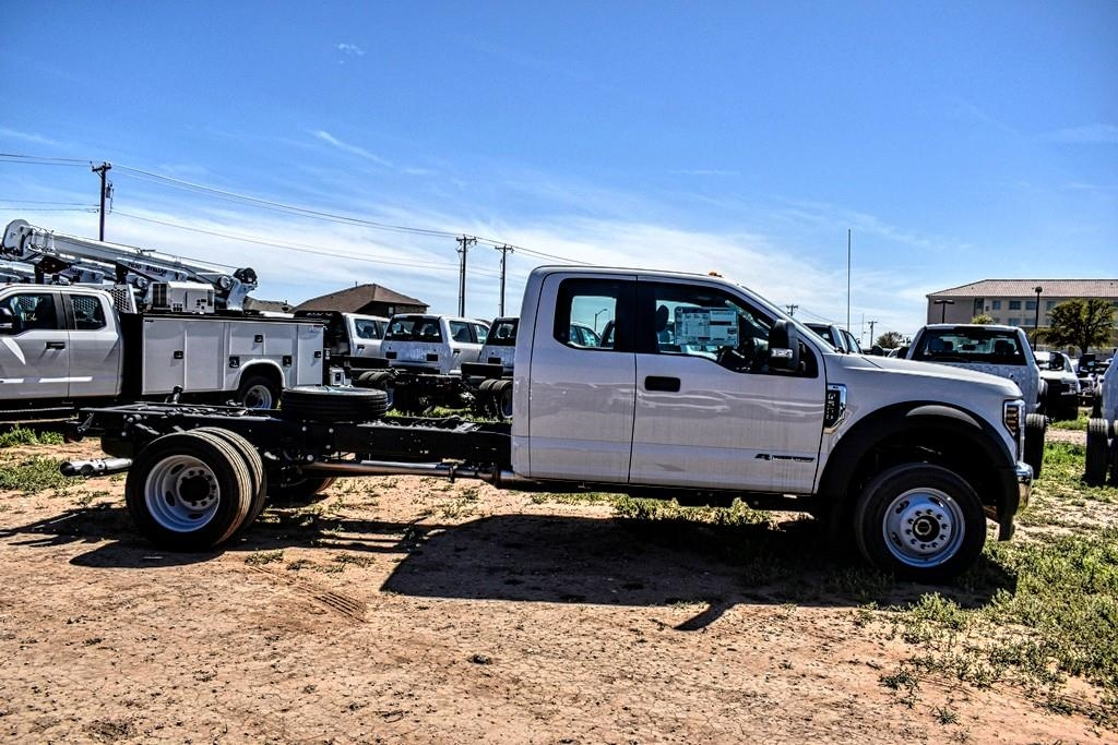 2019 Ford F-550 Super Cab DRW 4x4, Cab Chassis #987704 - photo 8