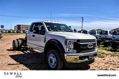 2019 Ford F-550 Super Cab DRW 4x4, Cab Chassis #987704 - photo 1