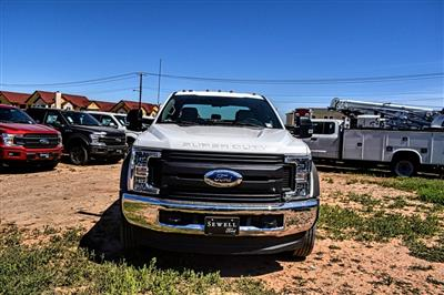 2019 Ford F-550 Super Cab DRW 4x4, Cab Chassis #987704 - photo 3