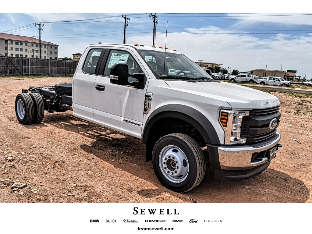 2019 Ford F-550 Super Cab DRW 4x4, Cab Chassis #987720 - photo 1